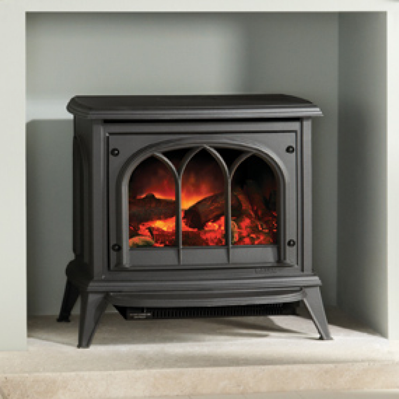 Stovax Ashdon Electric Stove Products Ideal Fires