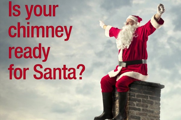 Chimney Sweeps in time for Christmas