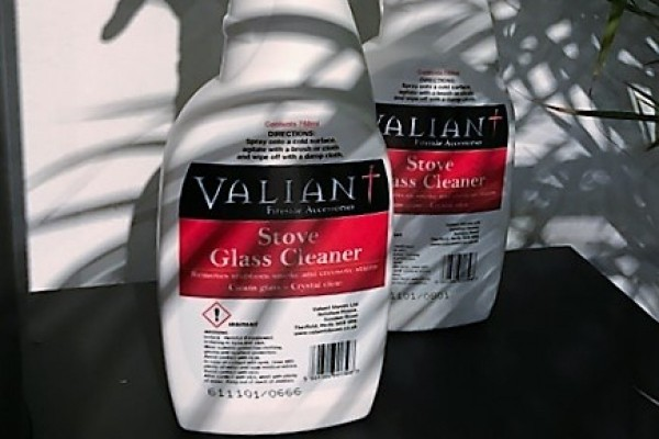 Stove Glass Cleaner at Ideal Fires