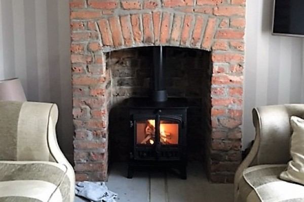 Hunter Compact 5 installed in Halling, Kent