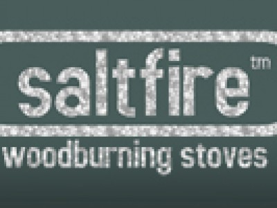 Saltfire Wood Burners Ideal Fires logo