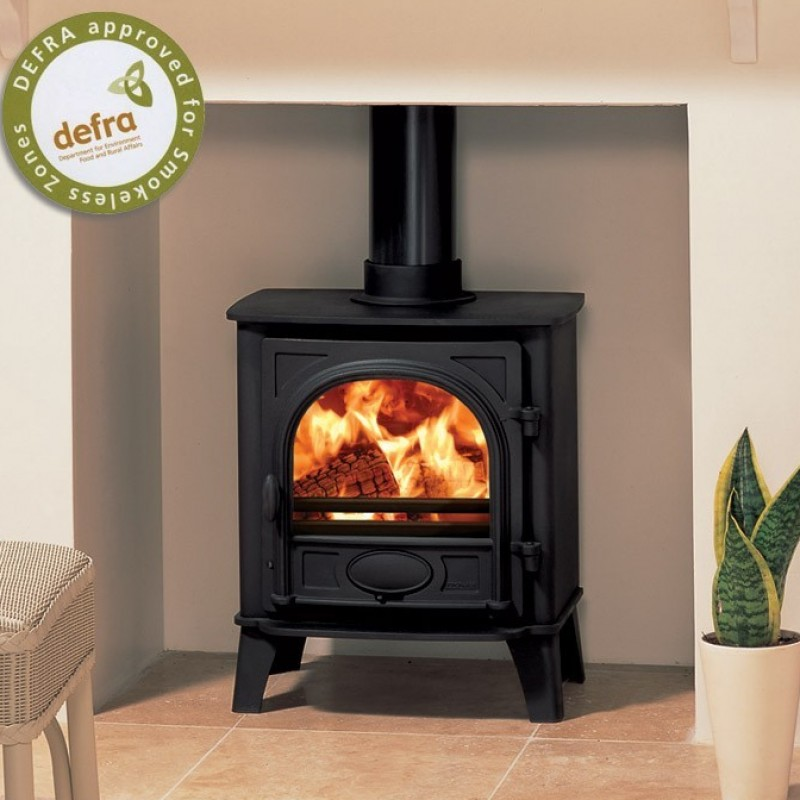 Stovax Stockton 5 Multi Fuel Stoves Ideal Fires