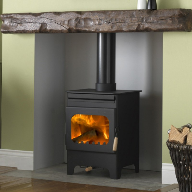 Burley Debdale 9104 Multi Fuel and Wood Burning Stove