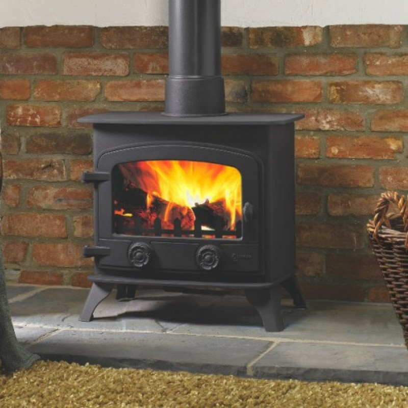 Yeoman Devon Multi Fuel or Wood Burning Stove