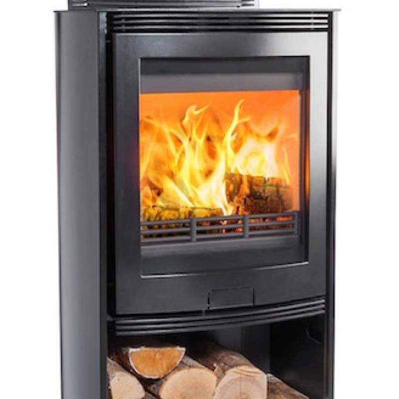 Hunter Di Lusso Euro R5  4.9kW Woodburners Kent