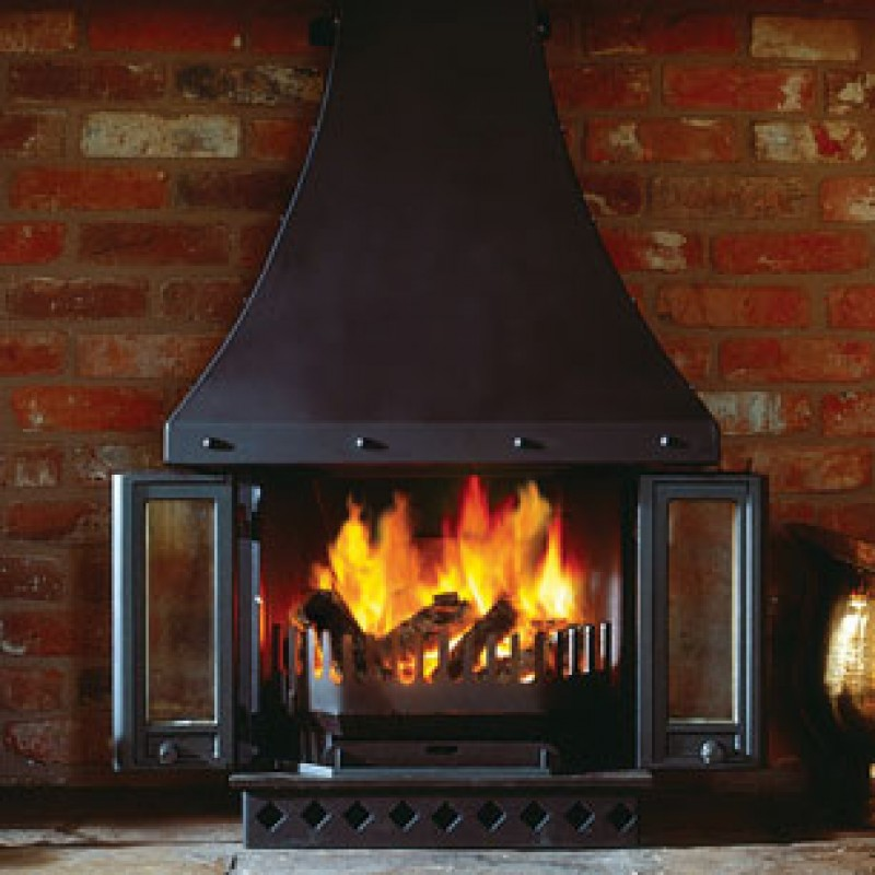 Dovre 1800  8kW Multifuel Ideal Fires