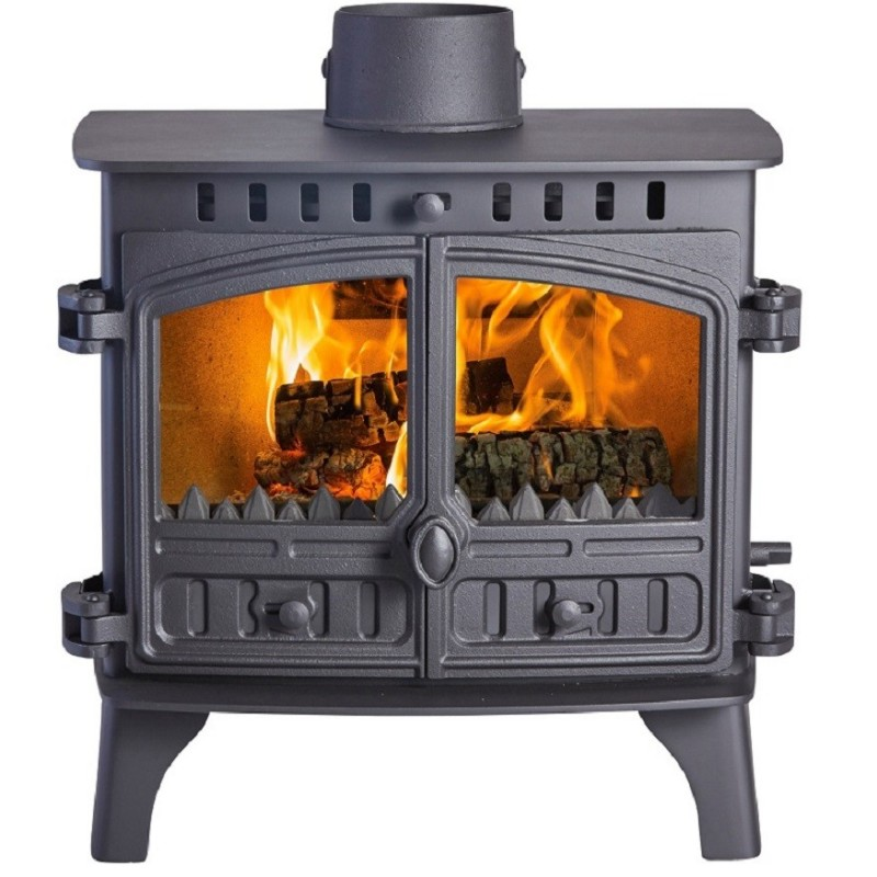 Hunter Herald 8 Slimline  5kW Multi Fuel Stoves