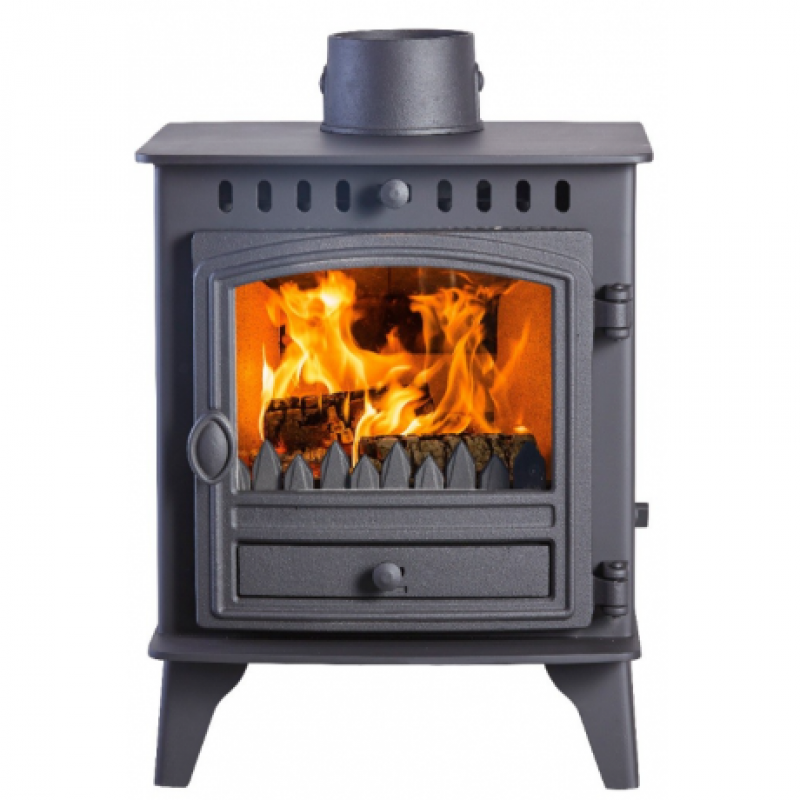 Hunter Compact 5     4.7kW Wood Burners and Multi Fuel Stoves