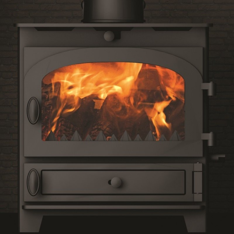 Hunter Kestrel 5  (4.8kW) Multi Fuel Stoves