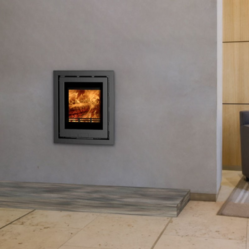 Hunter Di Lusso R5  4.9kW Wood Burners