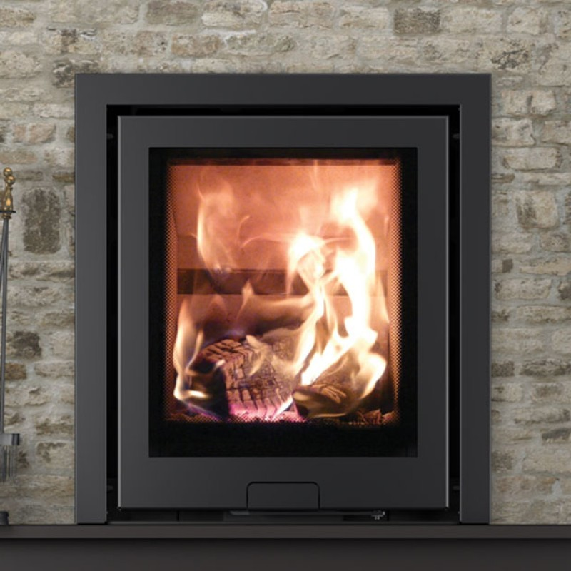 Hunter Di Lusso R4  4.9kW Wood Burners