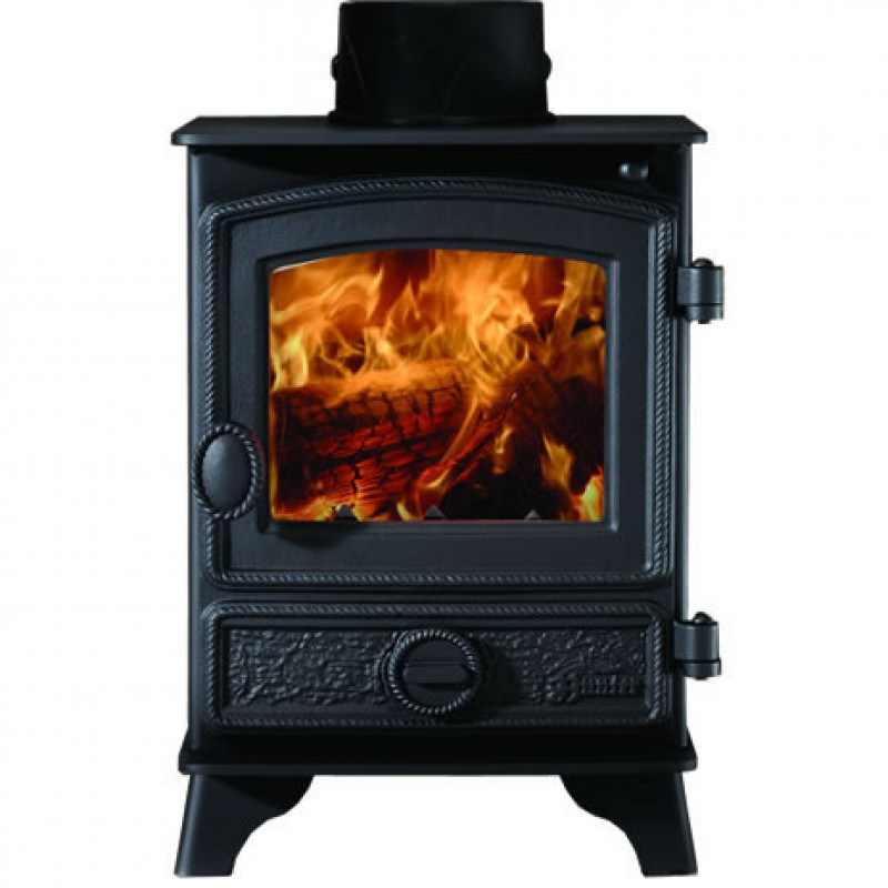 Hunter Hawk 3  4.2kW Wood Burning Stoves