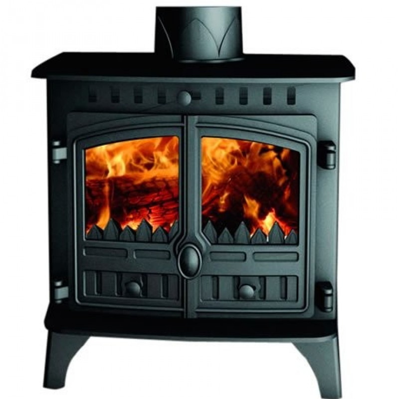 Hunter Herald 6  6.5kW Wood Burner and Multi Fuel