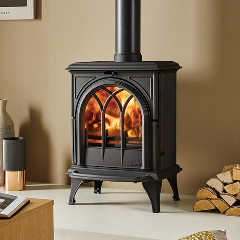 Stovax Huntingdon 28 Wood burners Ideal Fires