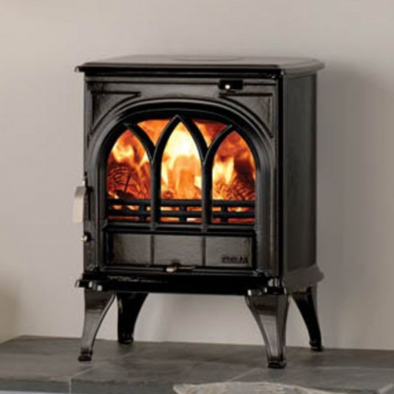 Stovax Huntingdon 25 Multi Fuel Stove and Woodburning