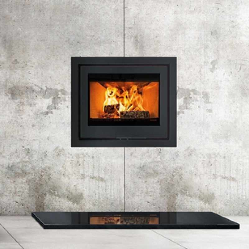 Hunter Di Lusso R6  4.9kW Woodburner Ideal Fires
