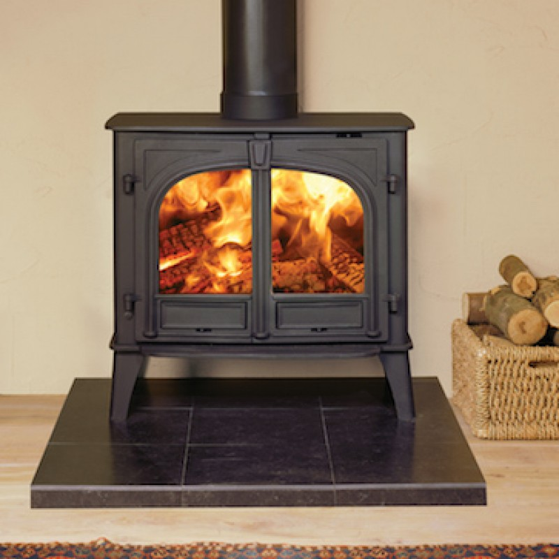 Stovax Stockton 11 Wood Burner Ideal Fires