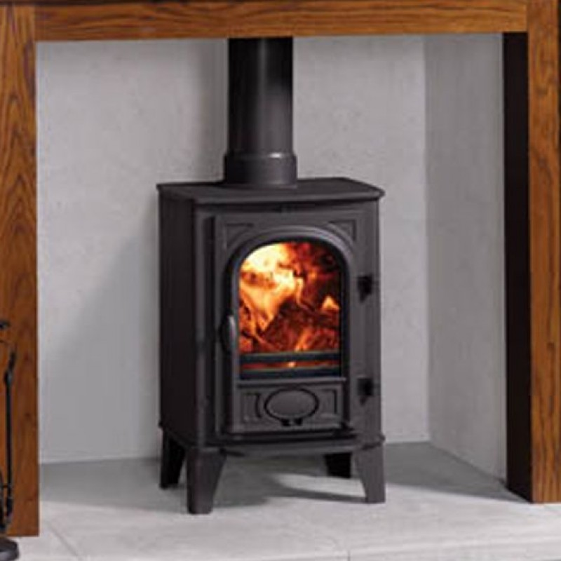 Stovax Stockton 4 Wood Burners and Multi Fuel Ideal Fires