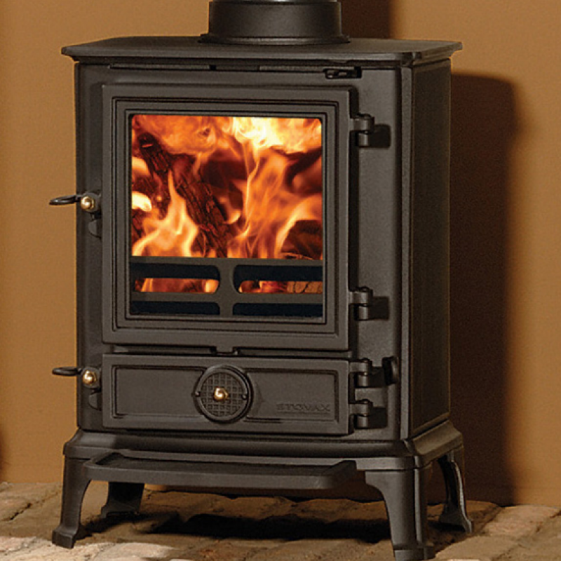 Stovax Brunel 1A Multi Fuel and Wood Burner