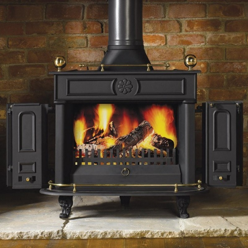Stovax Regency Small Multi Fuel Stove Ideal Fires