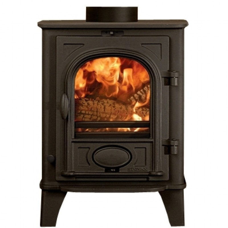 Stovax Stockton 3 Multi fuel and woodburning