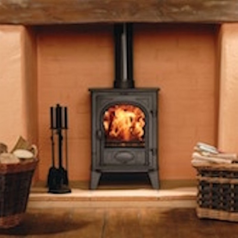 Stovax Stockton 6 Multi Fuel Stoves Ideal Fires