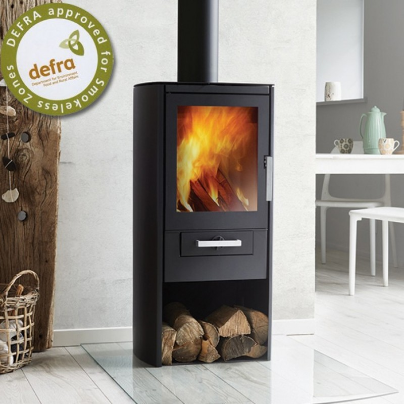Varde Samso  5kW Wood burner
