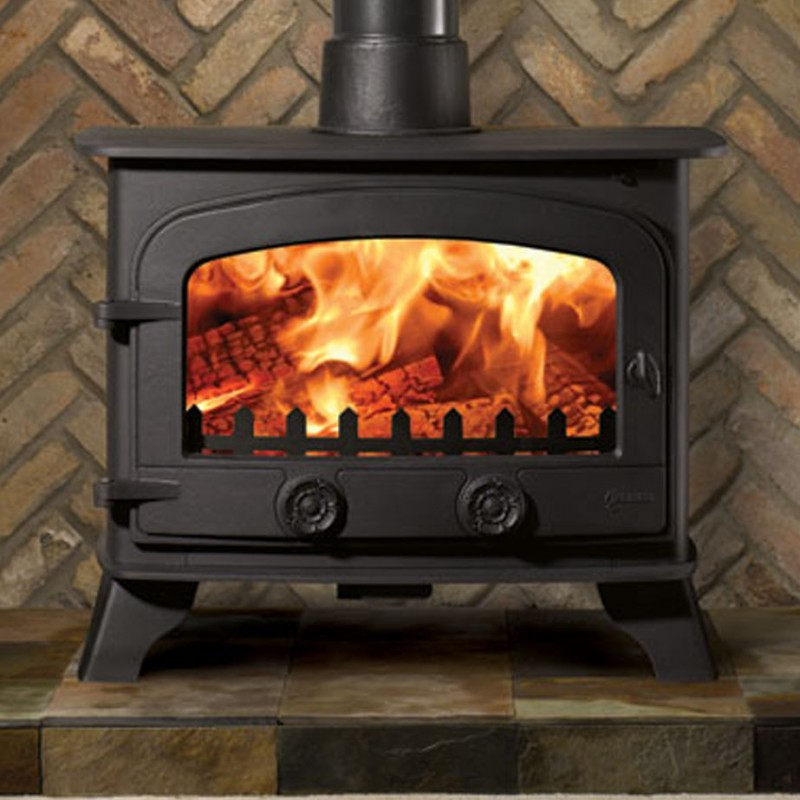 Yeoman Country Wood Burner or Multi Fuel Stove Ideal Fires