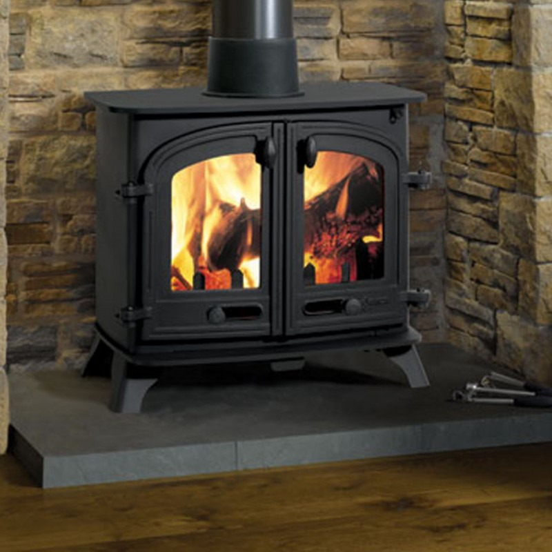 Yeoman Exe Wood Burners Ideal Fires
