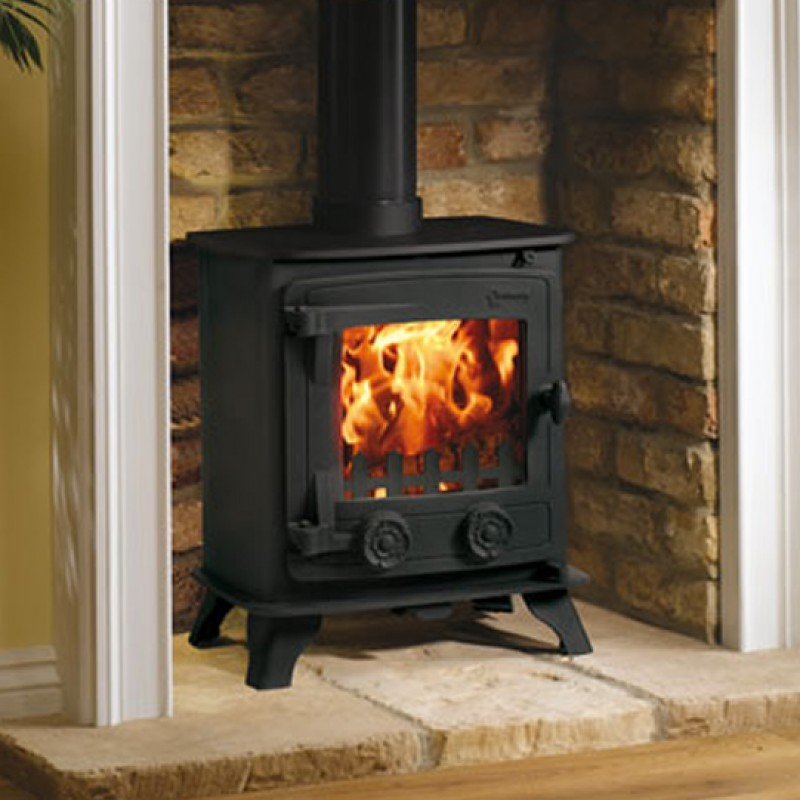 Yeoman Exmoor Wood Burners Ideal Fires
